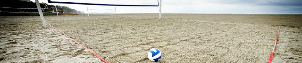 Volleyball header
