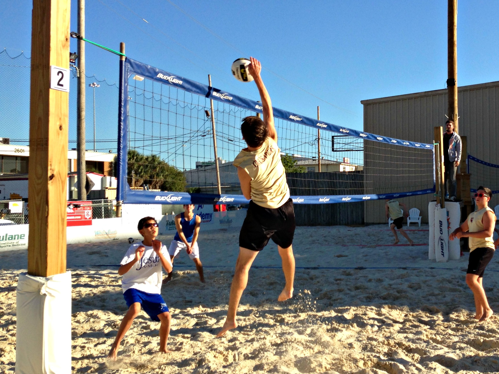 Volleyball Wins Another Brother Martin High School