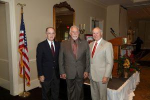 President John Devlin, Deacon Carlo Maniglia, Hon