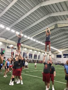 Cheer Camp 4