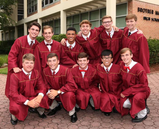 Brother Martin Graduates