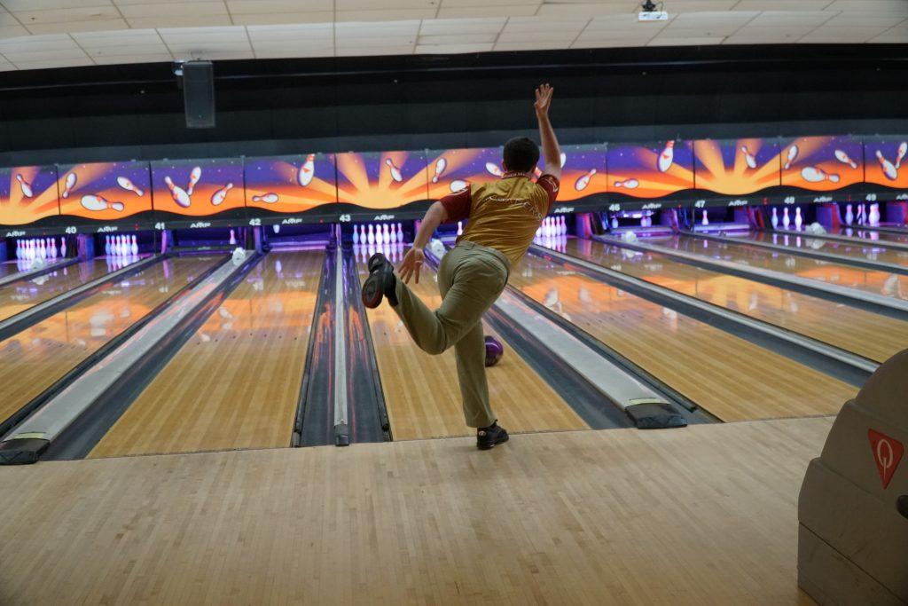 Cody Schaffer - Bowling