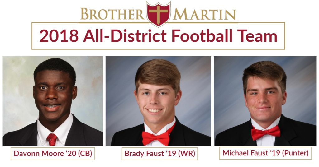 2018 All District Football-2
