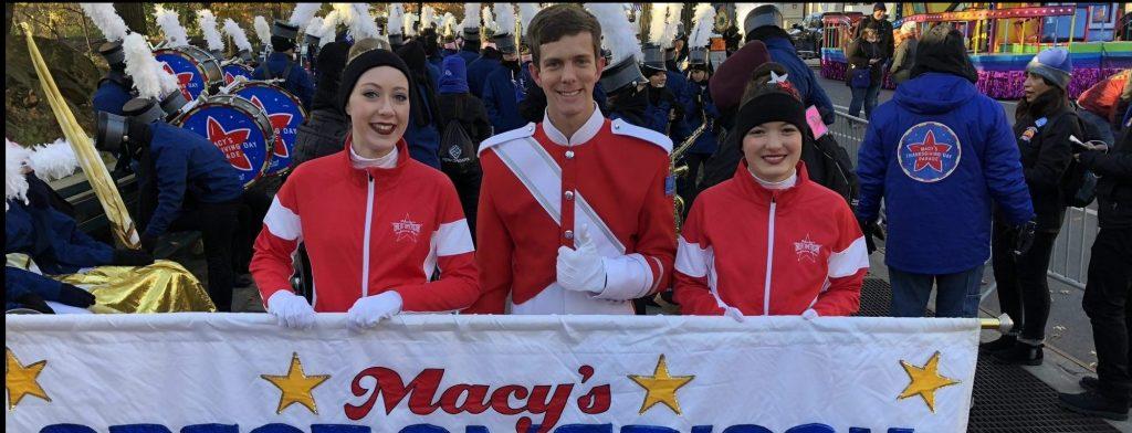 Gendron Macys Band