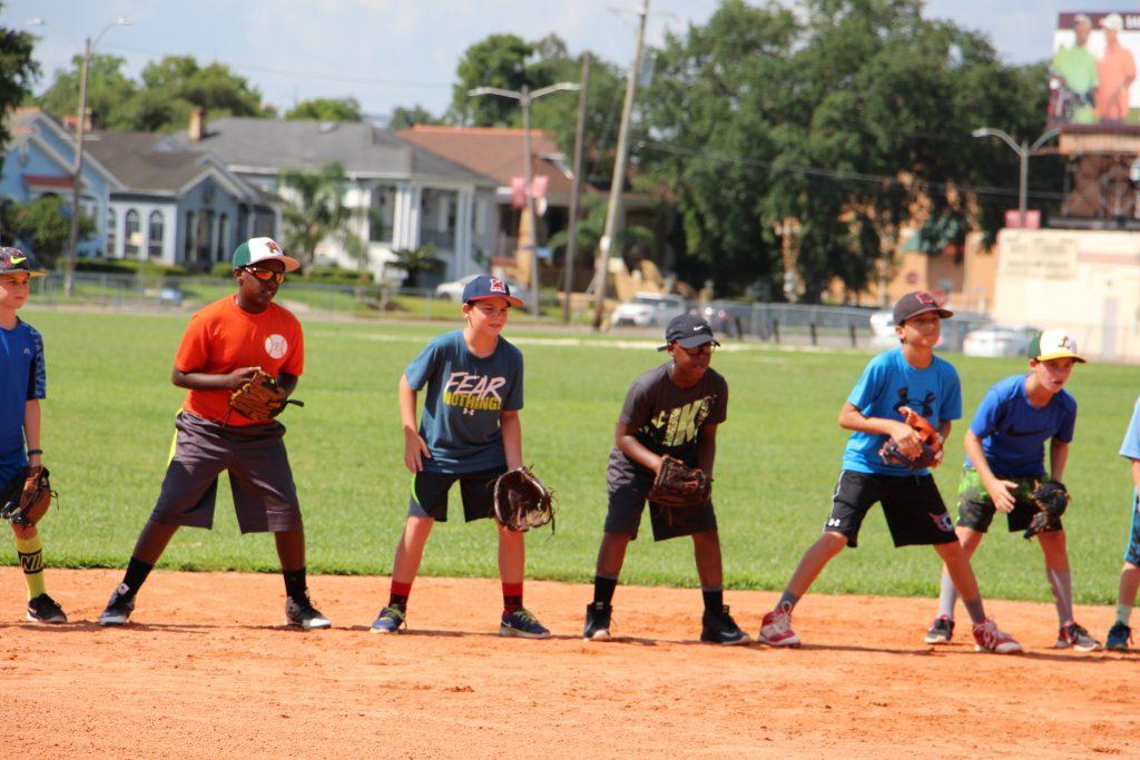 Baseball Camp 3
