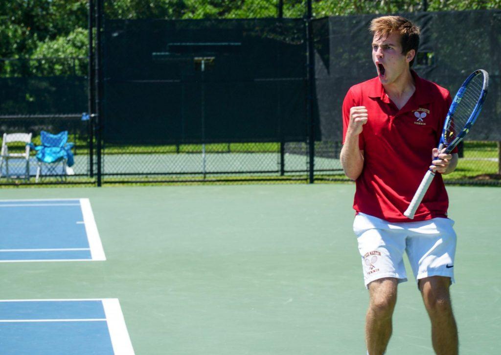 Hunter Kael _19 - Tennis Regional Champions