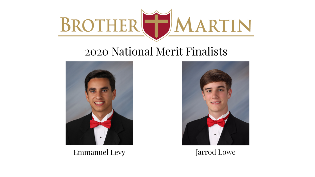 2020 National Merit Finalists
