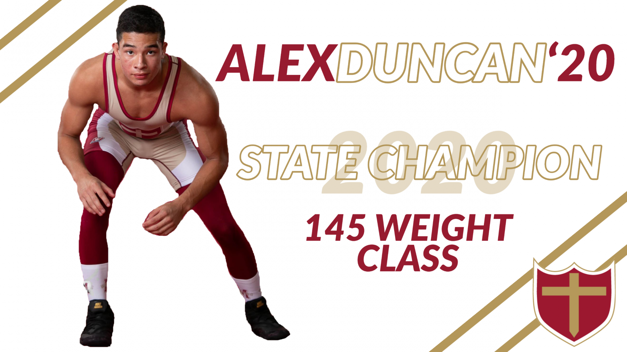 Alex Duncan '20 State Champ
