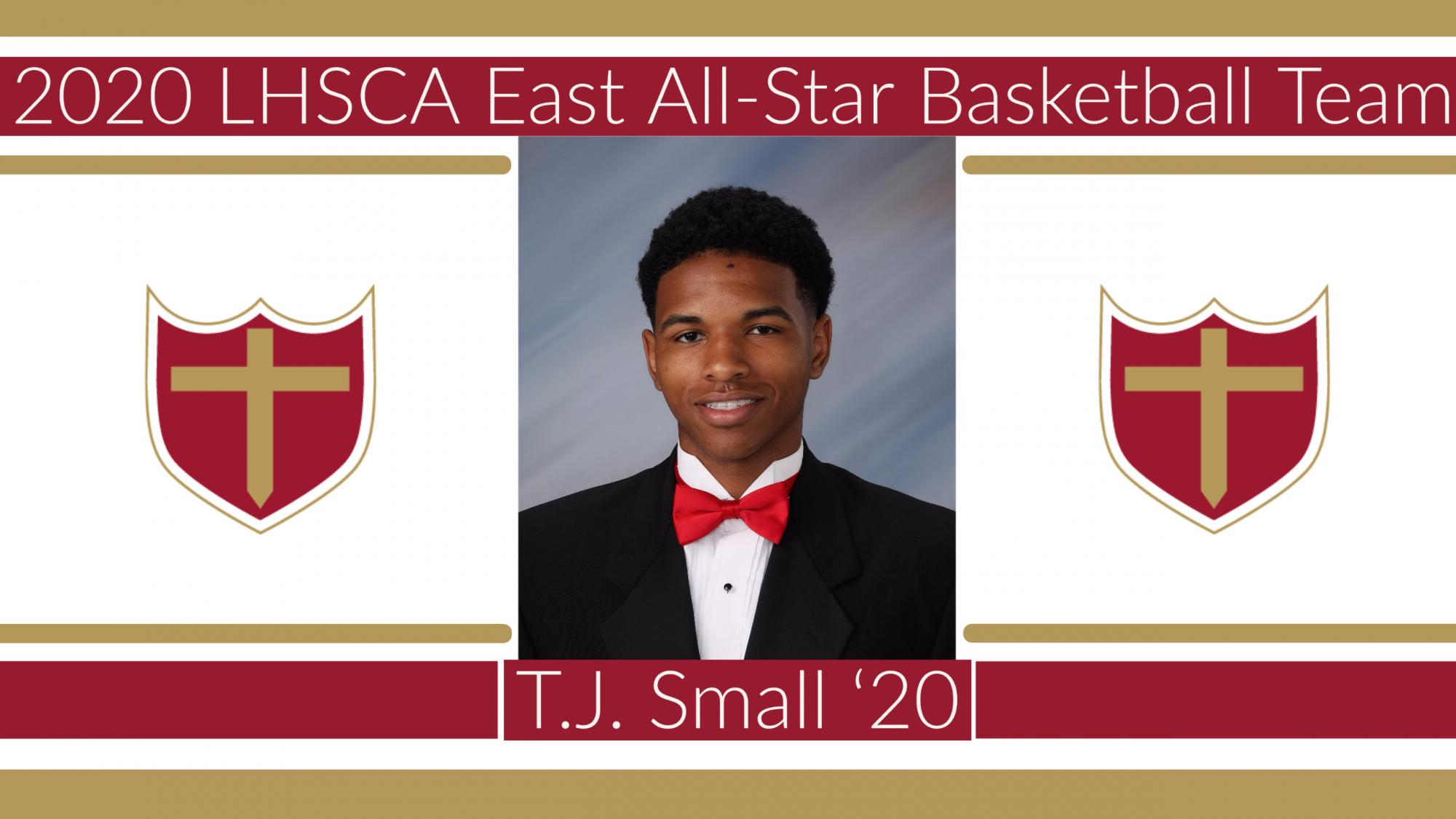 TJ Small '20 - East All-Star Team