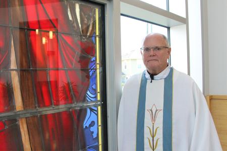 Fr. Paul Hart '70