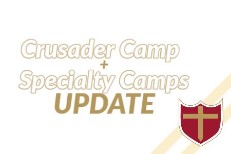 Camp Update