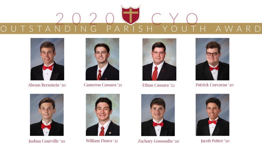 CYO Outstanding Youth Award