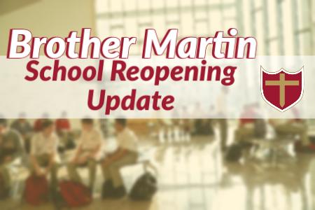 School Reopening Update (1)