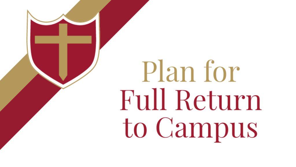 Full Return to Campus