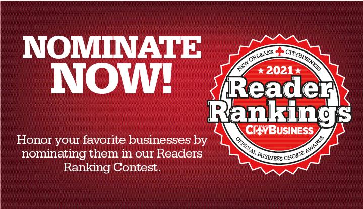 2021 reader ranking nomination