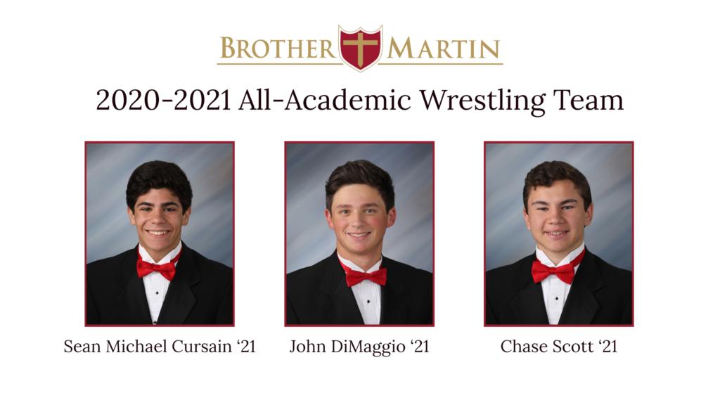 Wrestling All-Academic