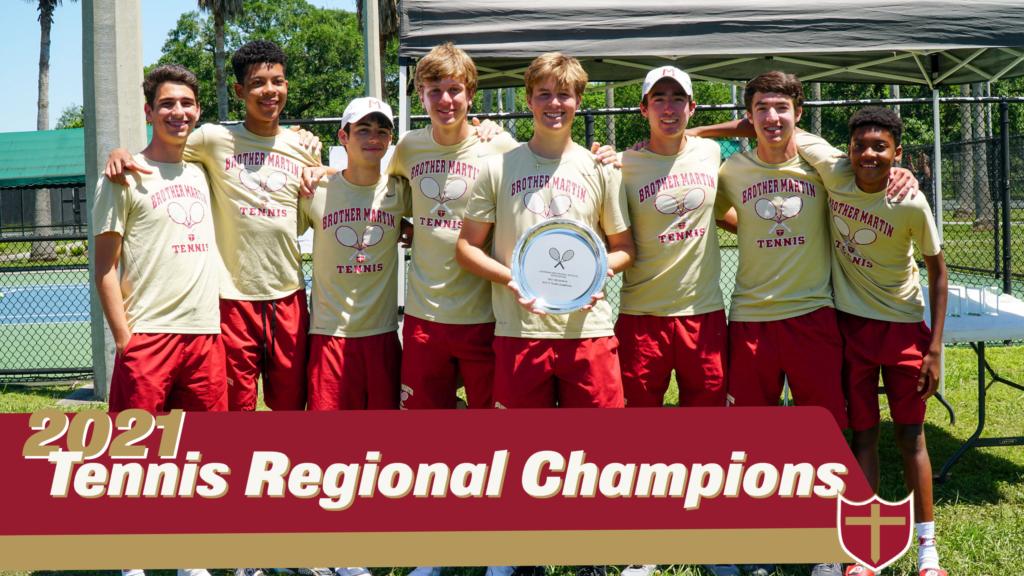 2021 Tennis Regional Champions