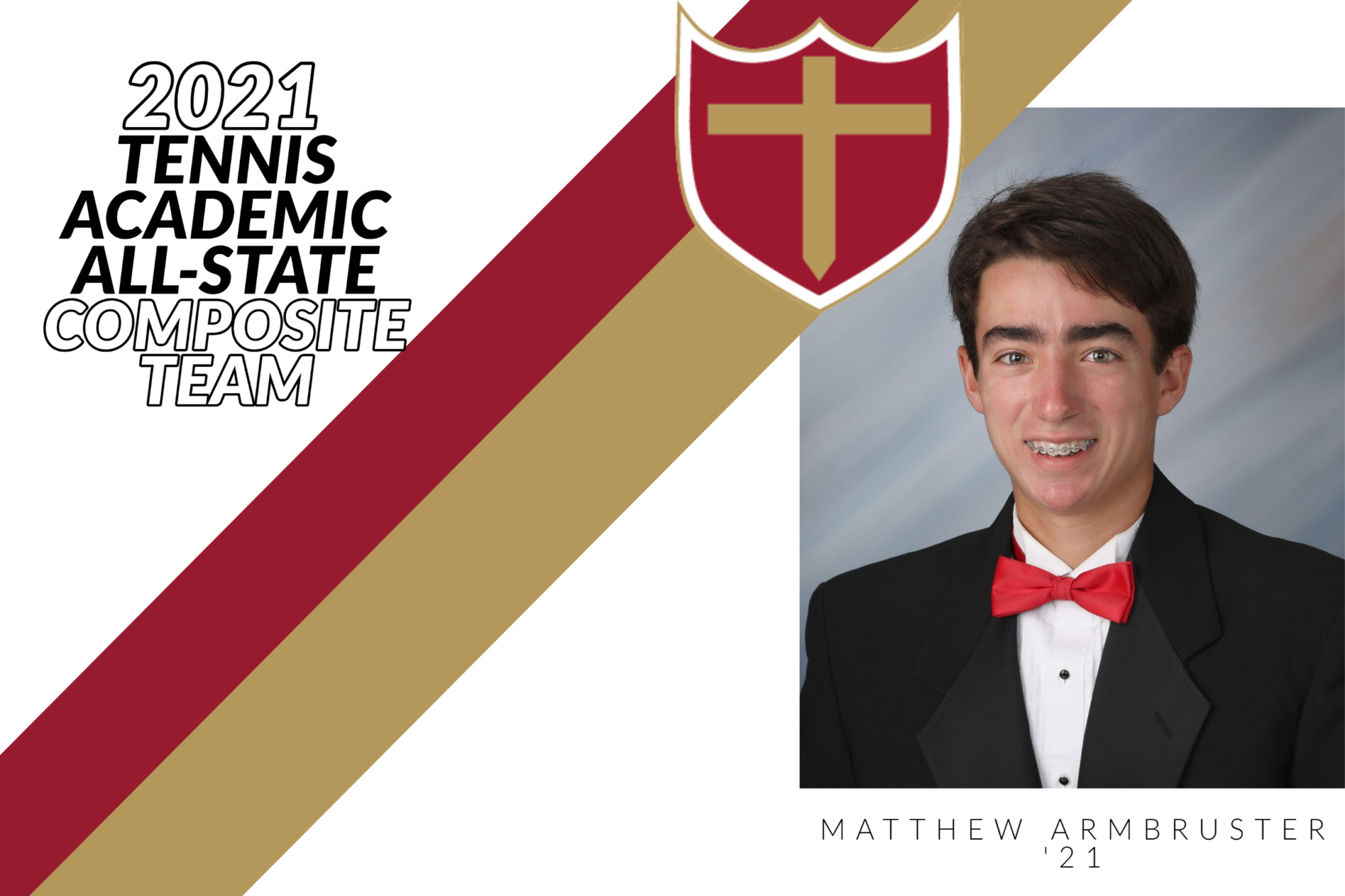 Armbruster Academic All State Tennis