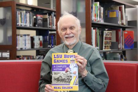 Bro. Neal LSU Book 450 x 300
