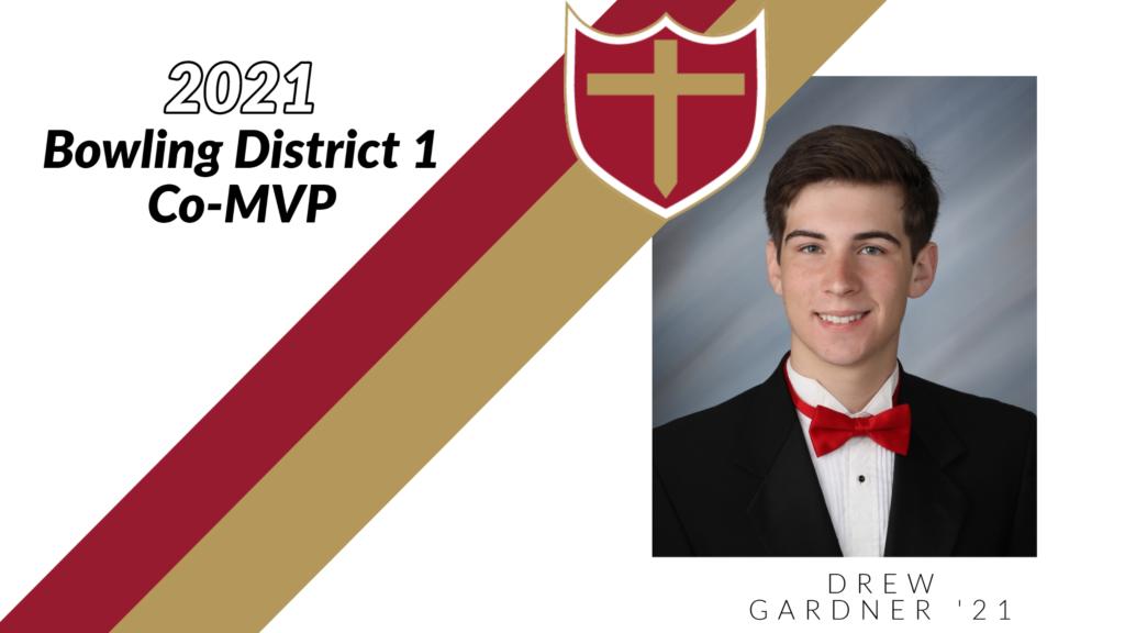 Drew Gardner - Bowling Co-MVP