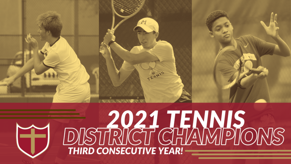 Tennis District Champs - Updated