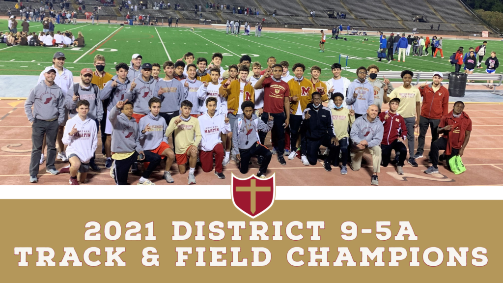Track & Field District Champs