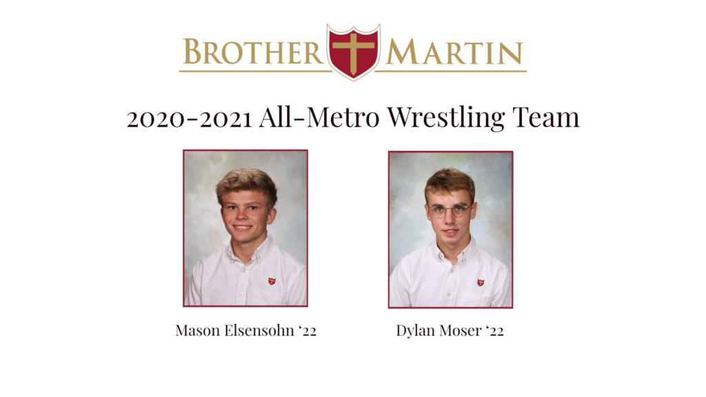 2021 All-Metro Wrestling