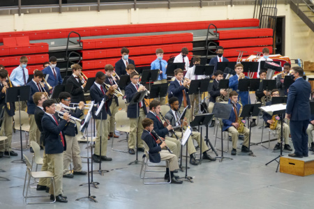 2021 Spring Band Concert 450 x 300