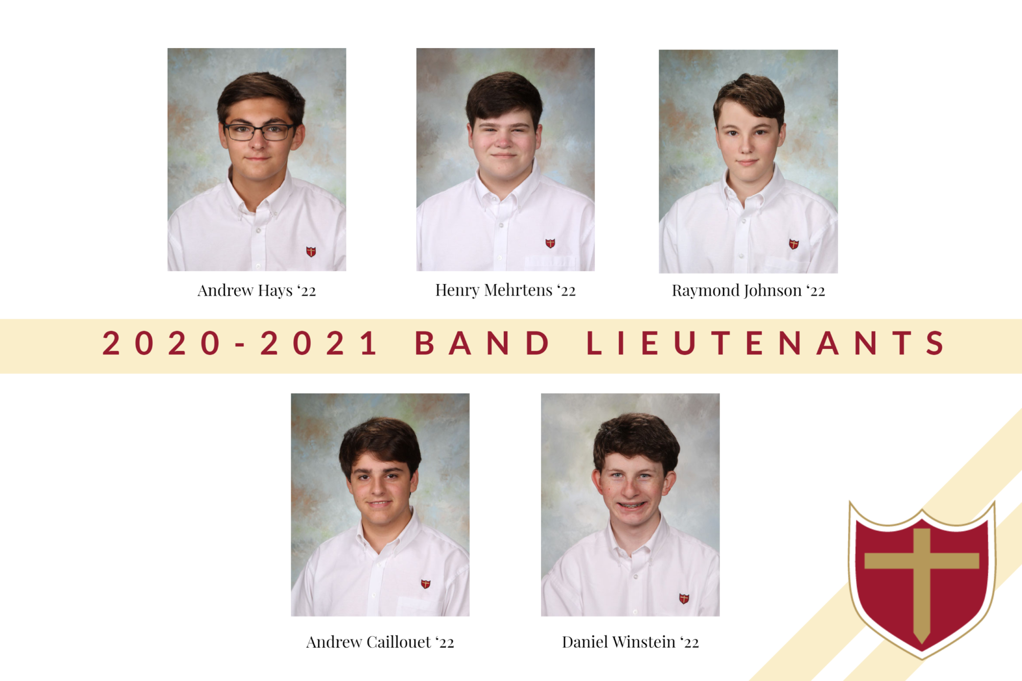 21-22 Band Lieutenants