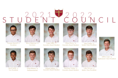 21-22 Student Council 450 x 300