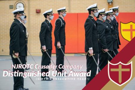 NJROTC Distinguished Unit Award 450 x 300