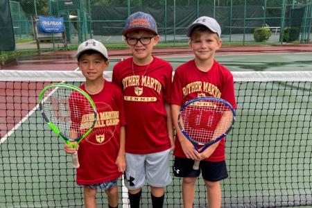 2021 Tennis Camp 450 x 300
