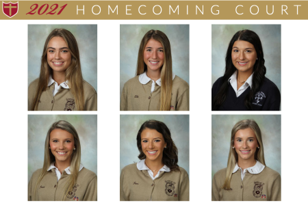 2021 Homecoming Court Featured Image